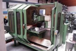 Deckel FP5 CNC X:710 - Y:600 - Z:500 mm