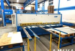 LVD HSL 3100 x 6 mm CNC