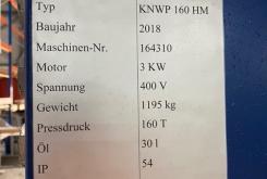 KNUTH KNWP 160 HM
