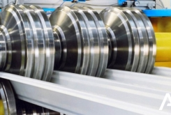 ABACUS MASCHINENBAU MACHINES FOR CORRUGATED METAL SHEET PRODUCTION