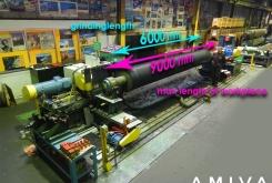Voith rollgrinder Ø 2000 x 9000 mm