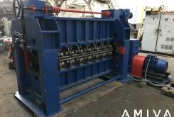 ABACUS MASCHINENBAU Листоправильная машина UBR 2х1600