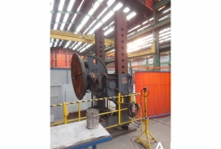 Ransome welding positioner 15 ton