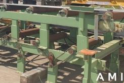 Chain Driven Roller Conveyor 1060 mm