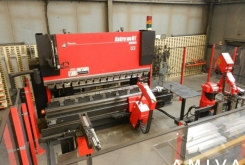 AMADA Astro 100T x 3220 CNC Robot bending Cell