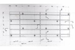 T-slot Table 3895 x 1595 x 400 mm