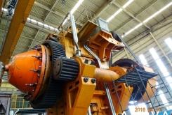 Kramatorsk Hot forging press KRAMATORSK K8548 6300 ton