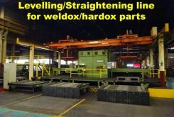 ARKU /Kohler part straightener 2000 x 40 mm CNC