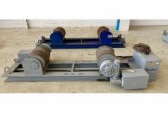 Pema welding rotators 100 ton