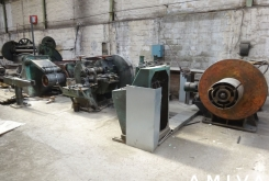 Ilma slitting line 420 x 2,5 mm