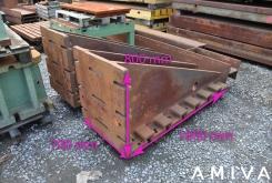 Clamping bracket 1800 x 800 x 700 mm