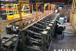 Polypal Rollforming line for pallet racks (3)