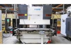 LVD PPEB 80 ton x 2500 mm CNC