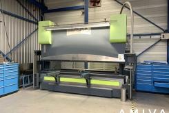 Safan H-Brake 240 ton x 4100 mm CNC
