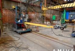 ZM longitudinal seam welding 3000 mm