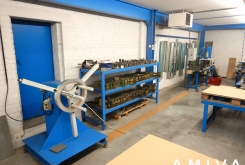 Festo Decoiling & punching line